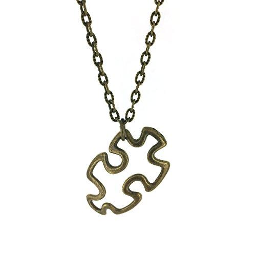 Jigsaw Costume Uk (Jigsaw Piece Necklace)