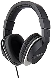 Yamaha HPH-MT220 Studio monitor premium over-ear headphones (15 Hz – 28 kHz frequency response, 37 Ohms Impedance)