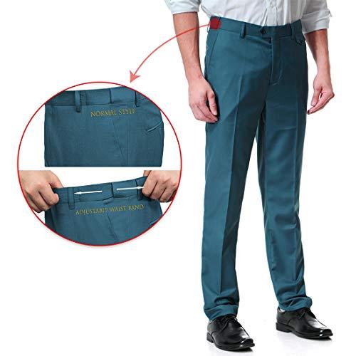 Due Pantalone Blu Pulsante Bavero Fit Di E Uomini Giacca Slim Gilet Ween Sportiva Tuta Giacca 3 Fascino Notch Smoking Il gUgAnHR