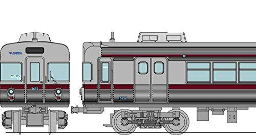 [해외] 철도 콜렉션 철코레 나가노 전철 3600 계냉방차 L2편성 3 양세트 A 디오라마 용품 (메이커 첫회 수주 한정 생산)