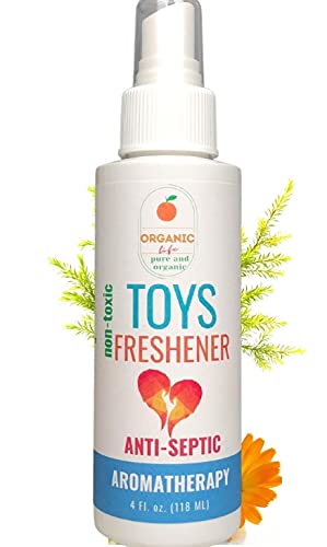 Adult Toy Cleaner for Yeast, Microbes. Intimate Toy Cleaner Spray for Massager With All Natural Tea Tree Oil Ingredients.