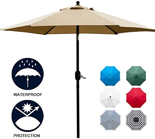Sunnyglade Umbrella Outdoor Market Button product image
