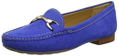 Van Dal Damen Denman Mokassin Blau (Kobaltblau)