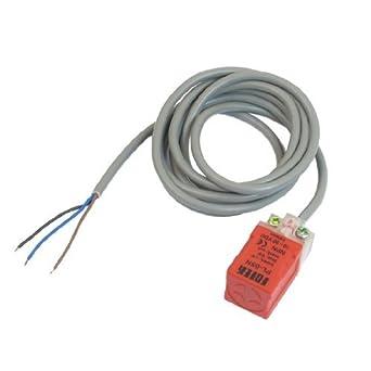 eDealMax DC 10-30V interruptor del Sensor de detección de proximidad inductivos 3-Wire