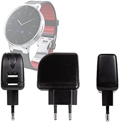 DURAGADGET Cargador De Pared para Alcatel OneTouch Watch: Amazon ...