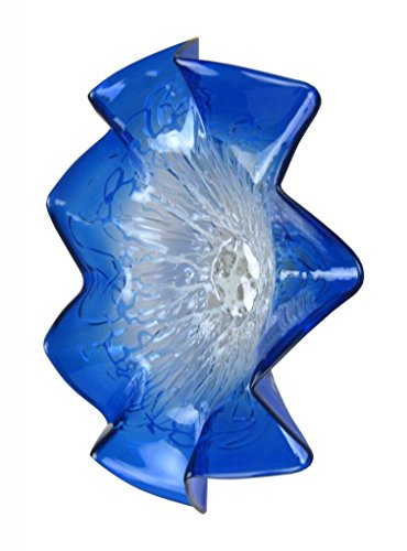 Blown Glass Platter - 19