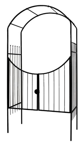 Gardman R356 Savannah Arch and Gate, 4' 7 Wide x 8' 6 High Gardman USA GXM1016