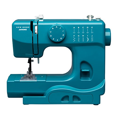 Janome 001Magic Sewing Machine,  Fuschia