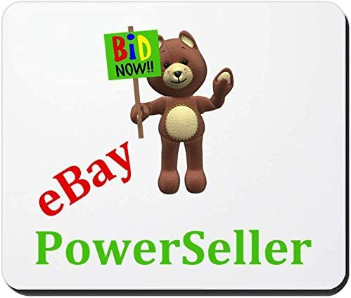 Ebay Seller Alfombrilla de ratón Antideslizante de Goma para ...