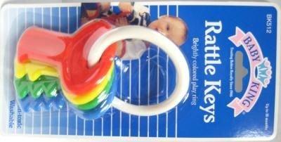 Key Rattle 99 pcs sku# 905360MA by Baby King