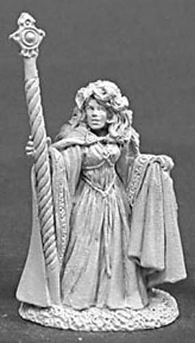 Onastaa - Female Sorceress