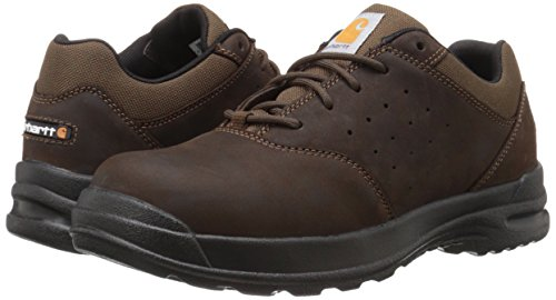Carhartt Men's CMO3040 Walking Oxford,Dark Brown, 13 M US by Carhartt (Image #6)