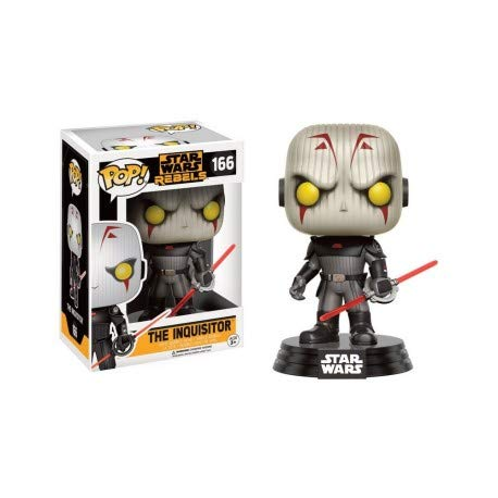 FUNKO POP STAR WARS REBELS WALMART EXCLUSIVE INQUISITOR Vinyl Action -