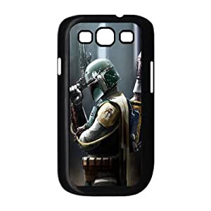C-EUR Phone Case Star Wars Warrior Hard Back Case Cover For Samsung Galaxy S3 I9300