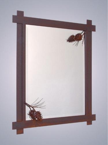 Ponderosa Pine Mirror