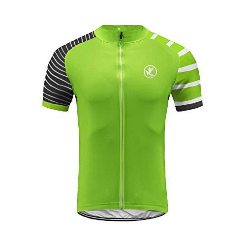 Uglyfrog Mens Cycling Jersey Shirt,2019 Short Sleeve Bike Jersey Riding Tops Outdoor MTB Cycling Clothing (Best Bike Jerseys 2019)