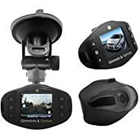 Dashboard Camera - Vehicle Video Backup Car Accident Recorder - Best Dash Cameras for Cars and Vehicles - Dash Cam with Night Vision