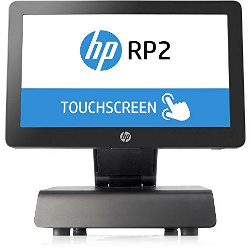 HP RP2 14'' Intel Celeron Quad-Core 2GHz 4GB RAM 320GB HDD SATA Windows 7 Professional Retail System J5Q00UA#ABA by HP
