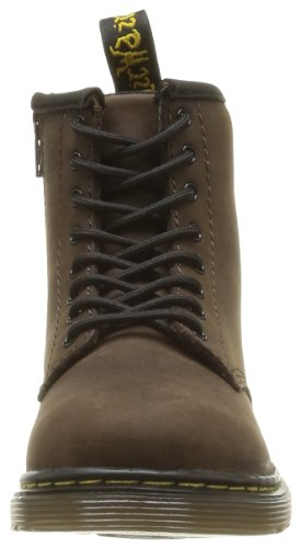 Brown Bébé Marron dark Dr Martens Mixte Brooklee Boots qOTw10