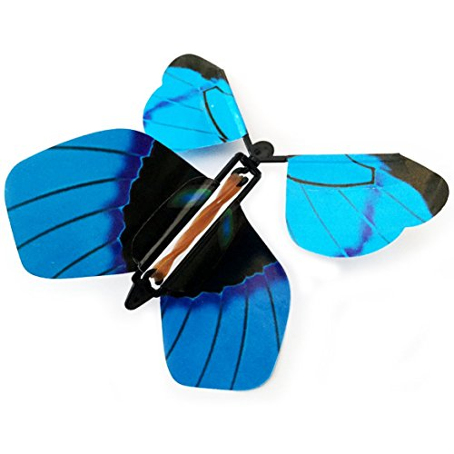 (Pack of 4) Flying Butterfly -