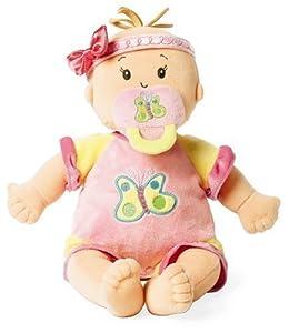 Baby Stella Peach Doll Amazon Co Uk Toys Amp Games