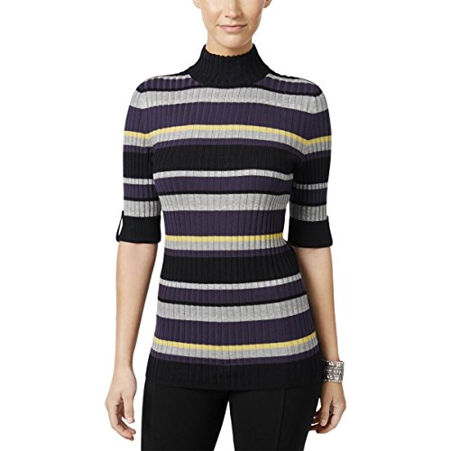 Metallic Striped Shorts - 8