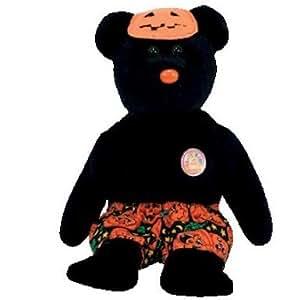 Ty Beanie Babies Scares - Bear (BBOM October 2006)