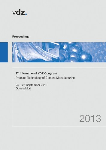 7th International VDZ Congress: Process Technology of Cement Manufacturing