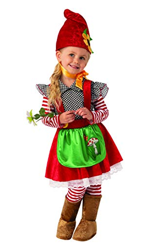 Rubie's Opus Collection Garden Gnome Girl Costume, Small