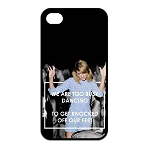 the Case Shop- Taylor Swift Quotes Singer TPU Rubber Hard Back Case Silicone Cover Skin for iphone 6 plus and iphone 6 plus , i6 plusxq-6 plus83
