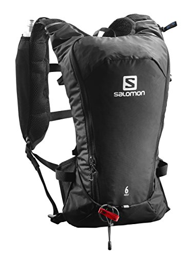 (Salomon Unisex Agile 6 Set, Black, NS)