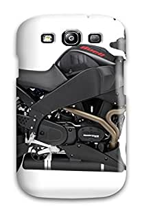 linfenglinGalaxy S3 Hard Back With Bumper Silicone Gel Tpu Case Cover Buell Motorcycles