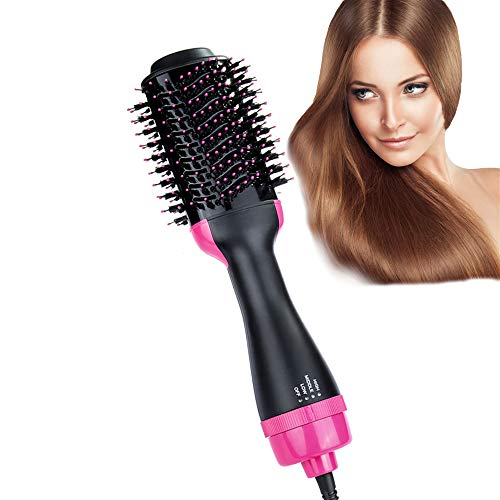 Sunvito Hair Dryer Brush,One Step Hair Dryer & Volumizer,Hot Air Brush,Blow Dryer Brush,3 In 1 Styling Brush for All Hairstyles (Elegant Hairstyles For Long Hair Step By Step)