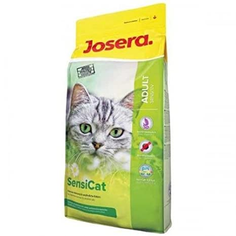 Josera Emotion Línea Sensi Cat 2 kg, Comida seca, Comida para gatos: Amazon.es: Productos para mascotas