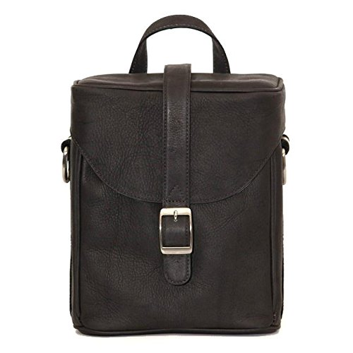 Jack by Jill-e Designs, Hudson All Leather Camera Bag, Brown ()