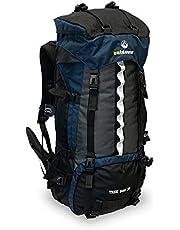 outdoorer Trekkingrucksack Trek Bag 70, Design 2019, 2kg - idealer Backpacker-Rucksack, Reiserucksack