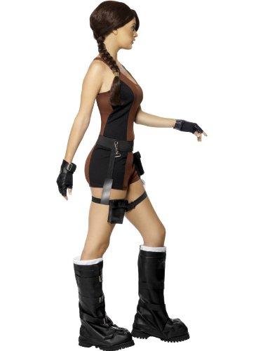 Female Tomb Raider Fancy Dress Lara Croft Underworld Costume UK ...