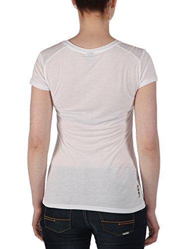 Bench T-Shirt Expate - Camiseta / Camisa deportivas para mujer Blanco
