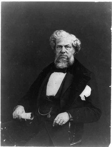 HistoricalFindings Photo: Thomas Ustick Walter,Architect of Capitol,Washington DC,United States,1859