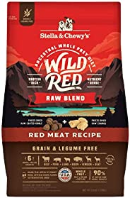 Stella & Chewy's Wild Red Raw Blend Kibble Dry
