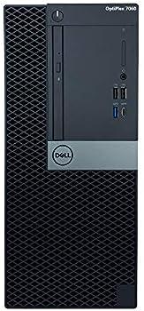 Dell OptiPlex 7060 Desktop (Hex Core i5-8500 / 8GB / 500GB) + 19