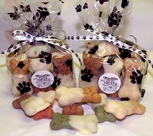 Wockenfuss Candies Vanilla Dog Treats - 2 Dozen -
