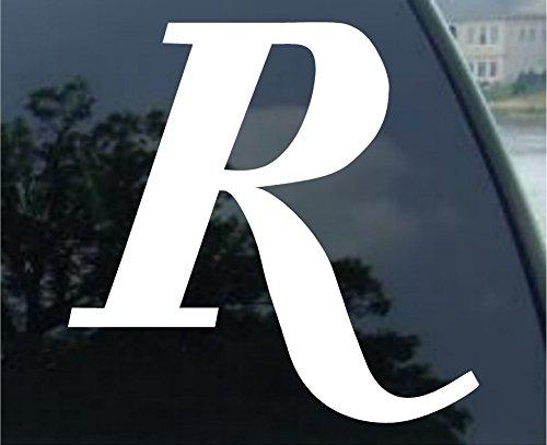 (Crawford Graphix Remington Hunting R Car Window Vinyl Decal Sticker (4