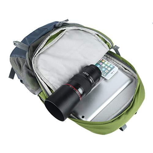 YTYC KIMLEE Male Female Outdoor Travel Bag Waterproof Mountaineering Backpack by YTYC (Image #4)