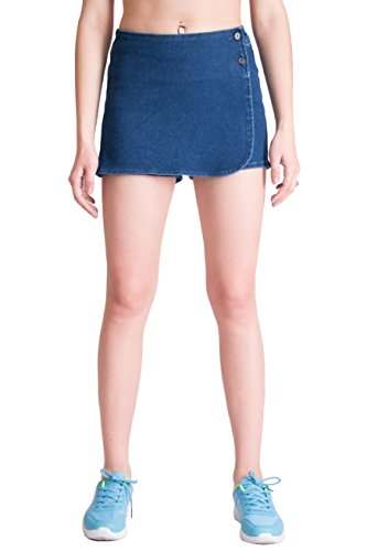 Girls Plus Knit Skort - 8