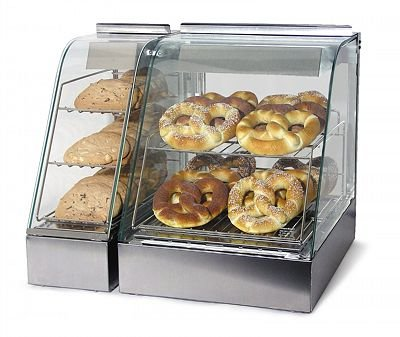 Wisco 323HH Food Warming and Merchandising Cabinet, 15''