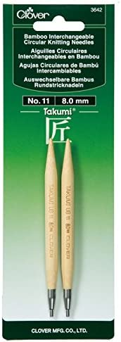 Clover 3648 Takumi Interchangeable Cord 36 Inch Circular Knit