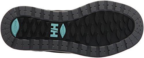 Helly Hansen Womens Ten-below Ht Winter Sneaker Nero / Carboncino / Ghiacciaio