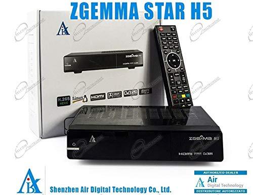28 opinioni per ZGEMMA H5 COMBO T2/S2 IPTV HEVC 265