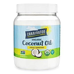 Gut Health Shop 41x9ZDPT9WL._SS300_ Carrington Farms Organic Virgin Coconut Oil, 54 oz. - Compare Our Cost Per Ounce